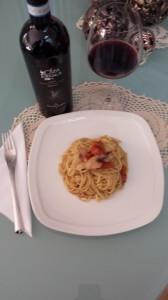 Aglianico Capa Fresca vino rosso
