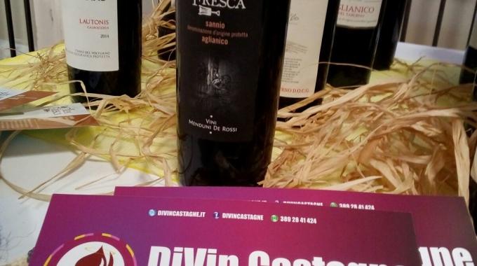 Capa Fresca al DiVin Castagne dal 28 al 31 ottobre
