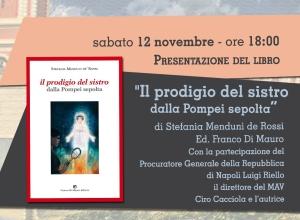 Il prodigio del Sistro dalla Pompei sepolta – 'Capa Fresca letteraria'